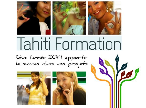 Tahiti formation 2014